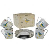 Expresso Coffee Cup Set